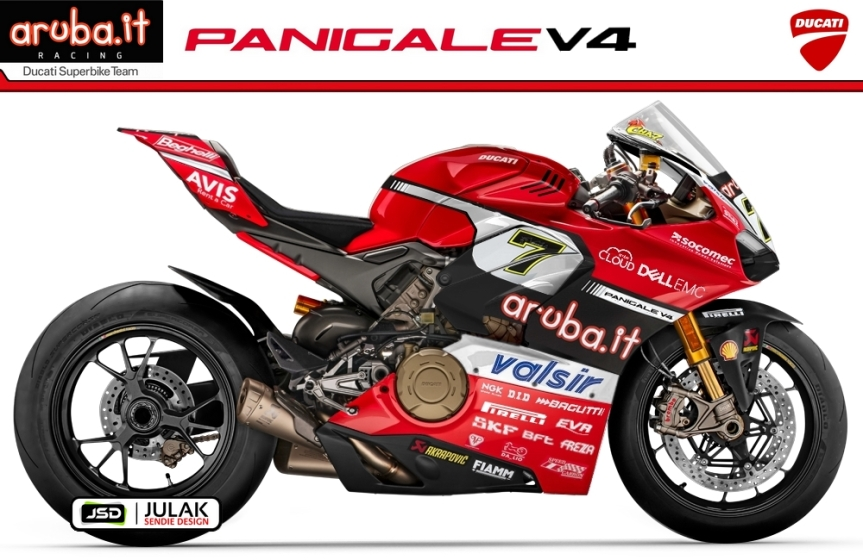 New Ducati Panigale V